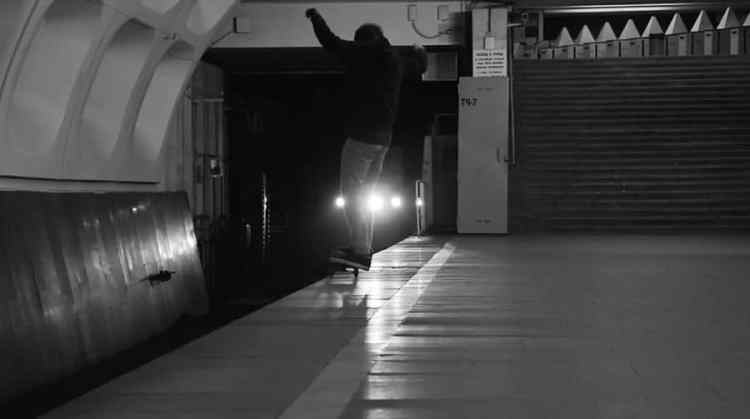 Don't push me 'cause I'm close to the edge… – Photo- SALTY Production : Vimeo