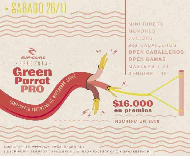 green parrot pro 2016
