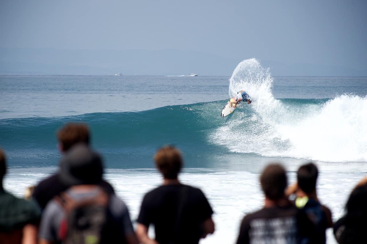 Circuito Mundial De Surf : Italo ferreira es el nuevo número 1 del mundo