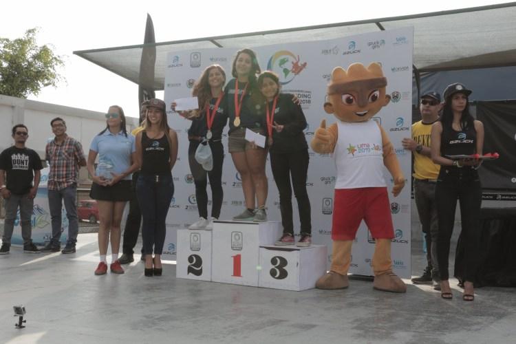 podio panamericanos 2018 evelyn enriquez