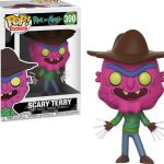 Funko Pop! Animation #300 Rick And Morty Scary Terry