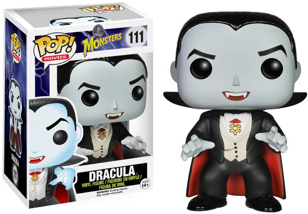 Funko Pop! Movies #111 Universal Monsters Dracula