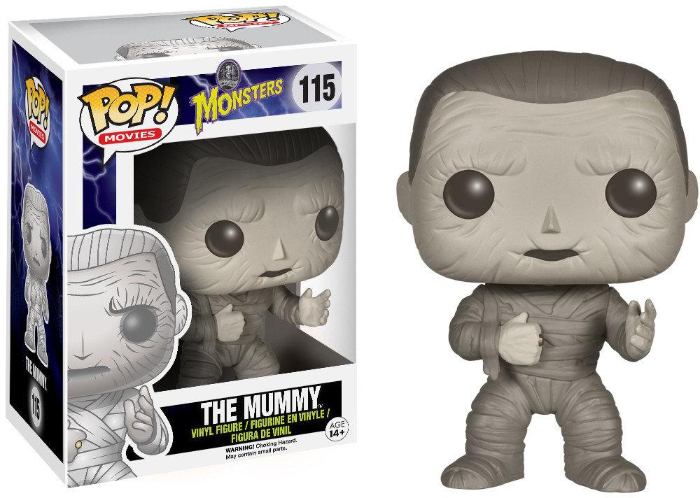 Funko Pop! Movies #115 Universal Monsters The Mummy