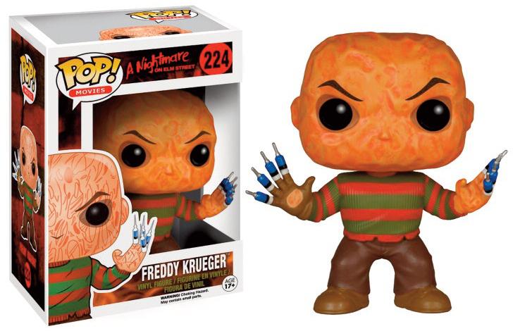 Funko Pop! Movies #224 A Nightmare on Elm Street Freddy Krueger [Syringe Fingers]