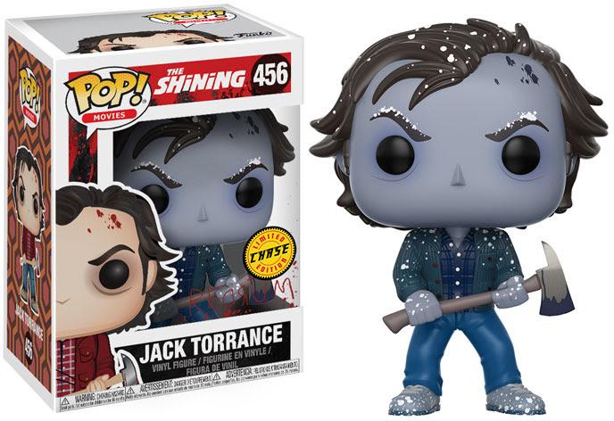 Funko Pop! Movies #456 The Shining Jack Torrance [Frozen]