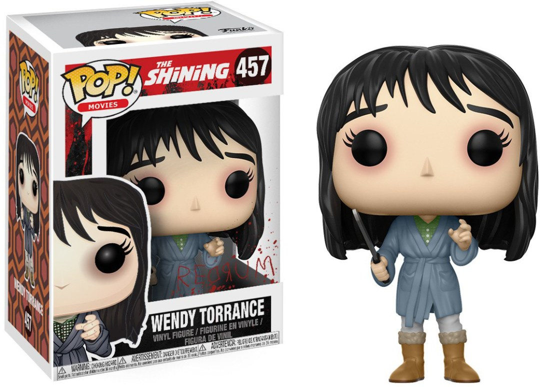 Funko Pop! Movies #457 The Shining Wendy Torrance
