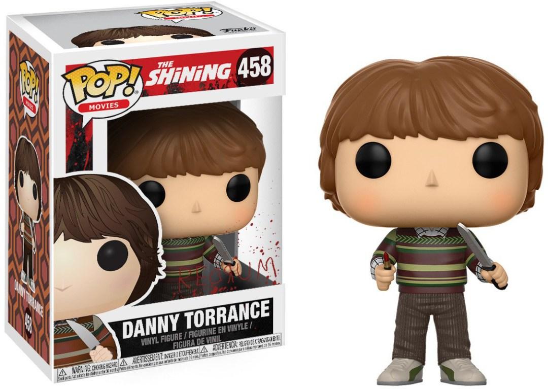 Funko Pop! Movies #458 The Shining Danny Torrance