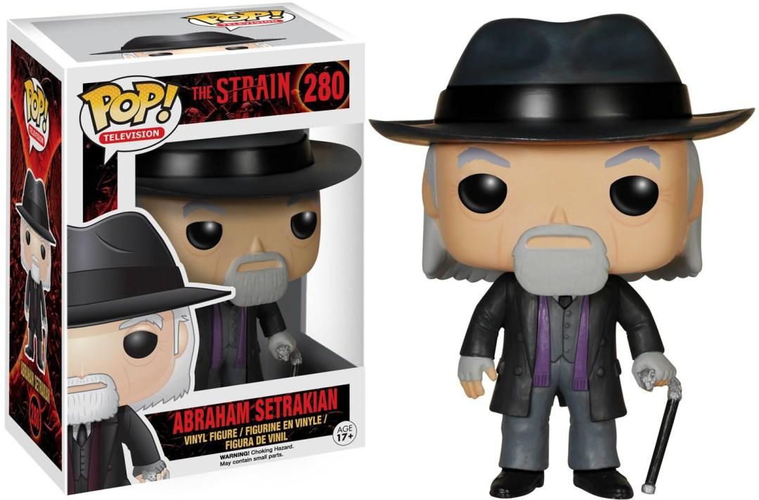 Funko Pop! Television #280 The Strain Abraham Setrakian
