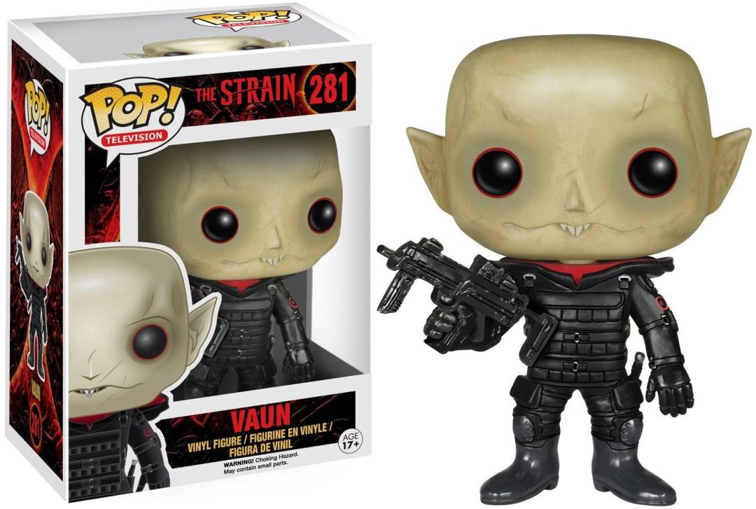 Funko Pop! Television #281 The Strain Vaun
