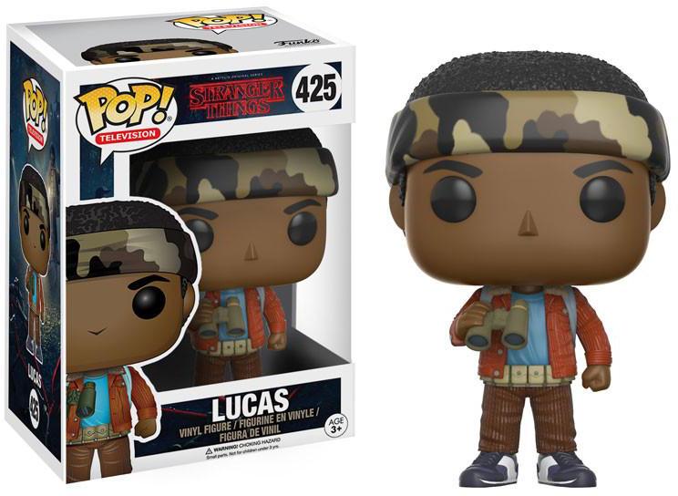 Funko Pop! Television #425 Stranger Things Lucas