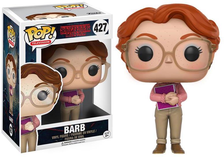 Funko Pop! Television #427 Stranger Things Barb