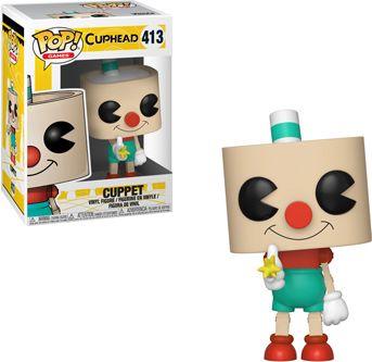 Funko Pop! Games #413 Cuphead Cuppet