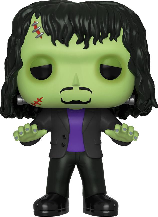 Funko Pop! Rocks Metallica Kirk Hammett as Frankenstein