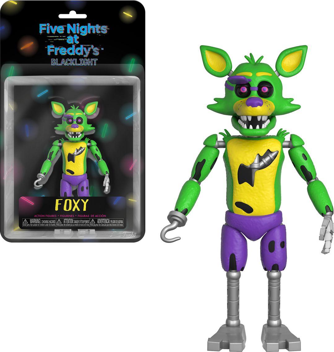 Funko Reveals \'Five Nights at Freddy\'s\' Blacklight GameStop ...