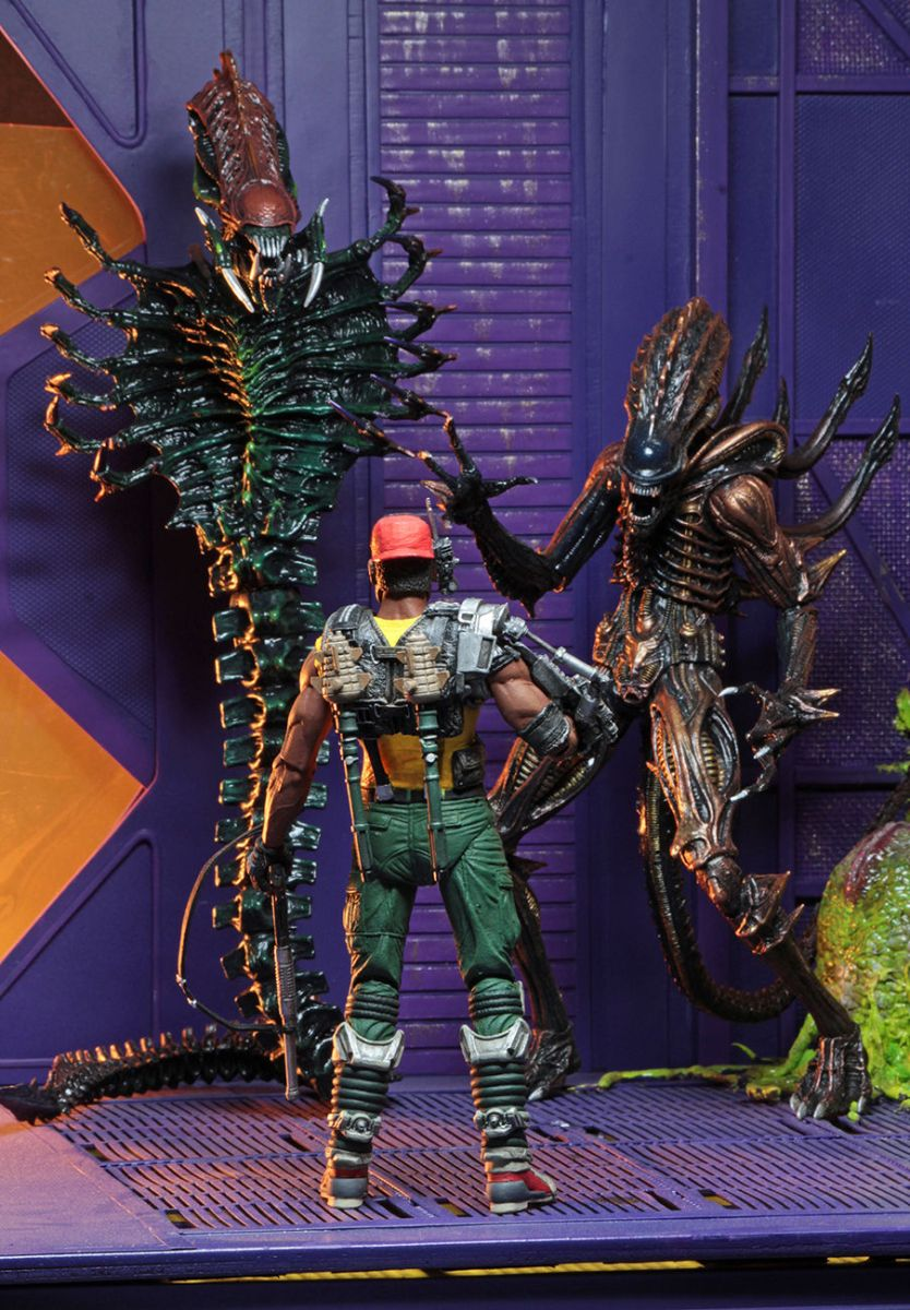 NECA Toys Releases 'Aliens' Series 13 Action Figure Assortment