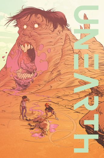 Cover B by Kyle Strahm