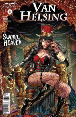 Cover D by Harvey Tolibao & Ivan Nunes