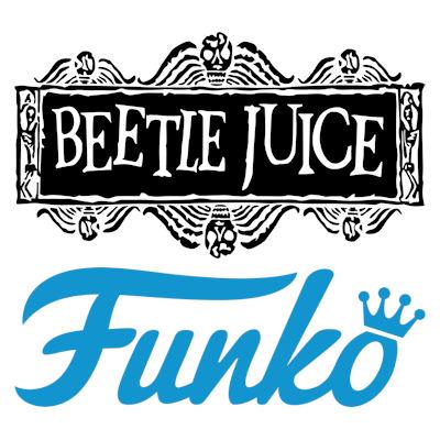 Every Beetlejuice Funko Pop!