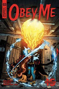 Cover by Ben Herrera
