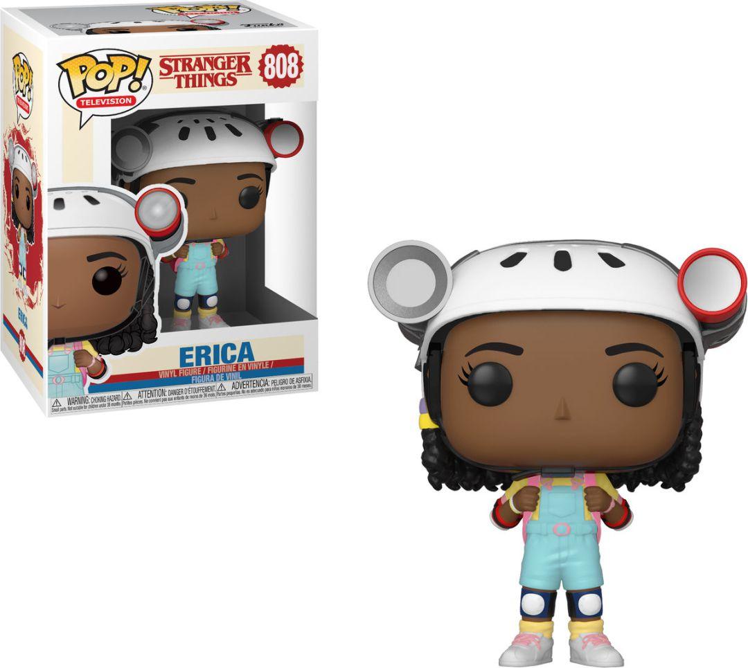 Funko Pop! Television #808 Stranger Things Erika