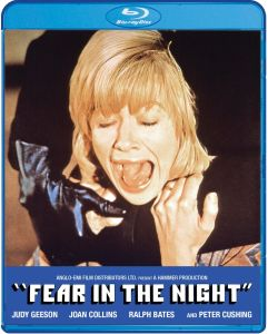 Scream Factory Fear of the Night blu-ray cover.