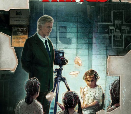 Dark Horse Comics Stranger Things: Six issue #2 cover