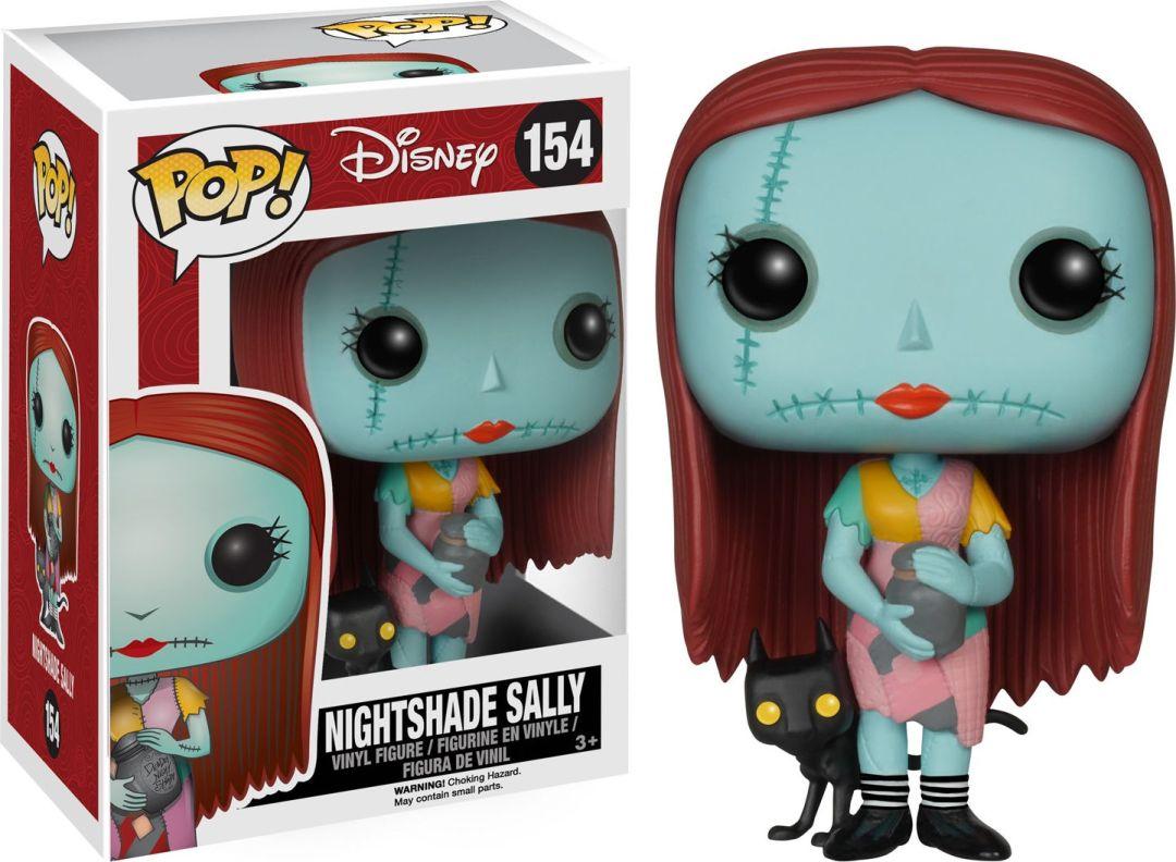 Funko Pop! Disney #154 The Nightmare Before Christmas Nightshade Sally