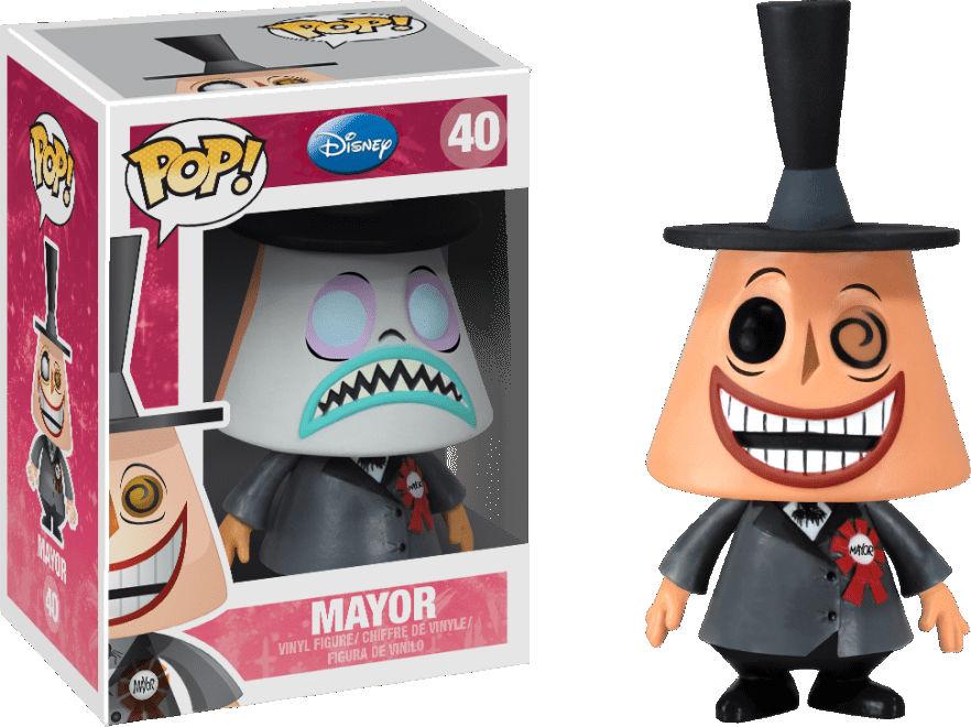 Funko Pop! Disney #40 The Nightmare Before Christmas Mayor