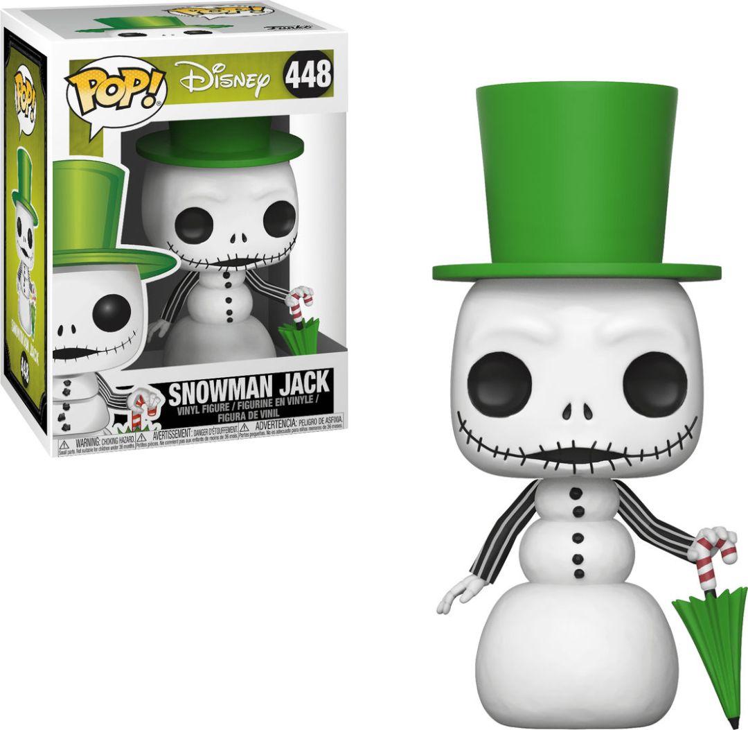 Funko Pop! Disney #448 The Nightmare Before Christmas Snowman Jack