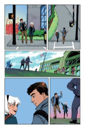Archie Comics' Sabrina the Teenage Witch Issue #4 Preview Page 3