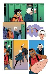 Archie Comics' Sabrina the Teenage Witch Issue #4 Preview Page 5