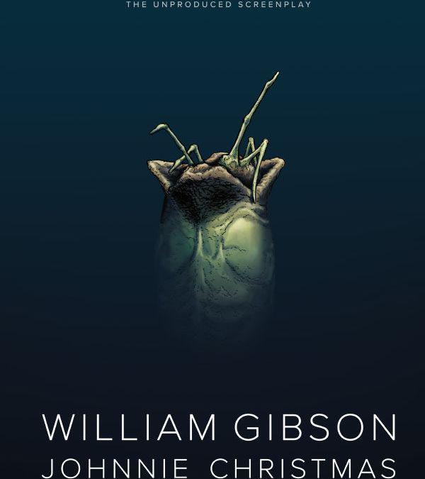 Dark Horse Comics' William Gibson's Alien 3 hardcover cover art by.