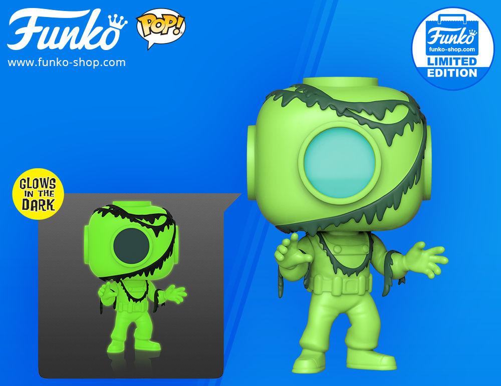 Funko Pop! Animation Scooby-Doo Captain Cutler