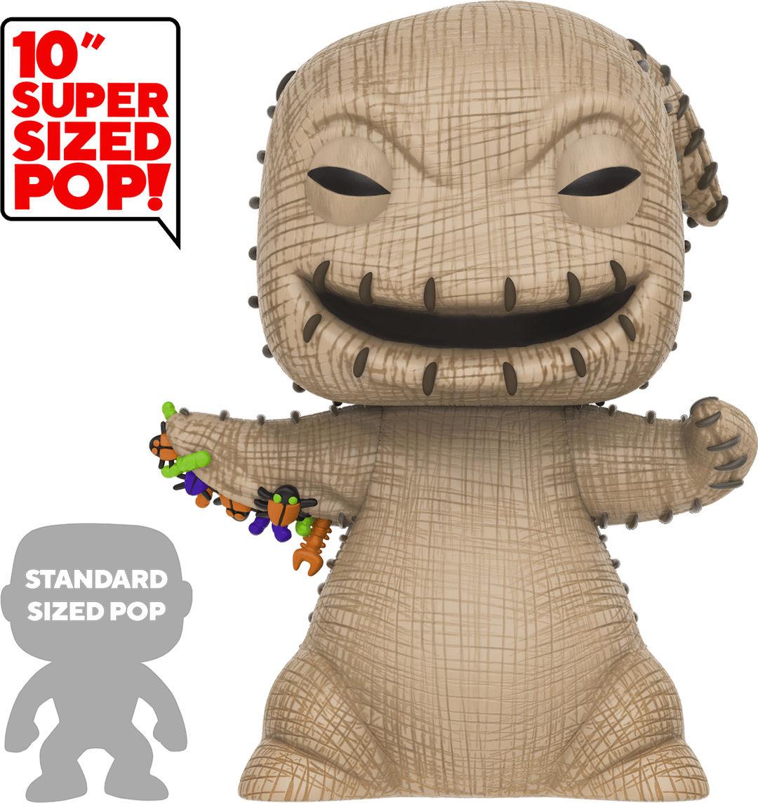 Funko Pop! Disney The Nightmare Before Christmas Oogie Boogie [10-Inch]