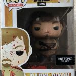 Funko Pop! Television #100 The Walking Dead Injured Daryl [Bloody]