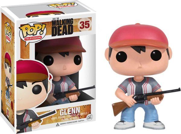 Funko Pop! Television #35 The Walking Dead Glenn