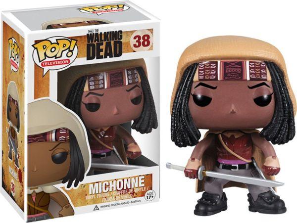 Funko Pop! Television #38 The Walking Dead Michonne