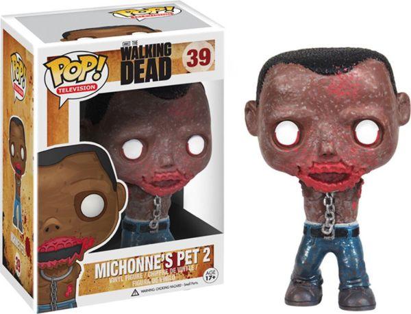 Funko Pop! Television #39 The Walking Dead Michonne's Pet 2