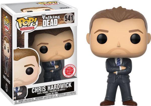 Funko Pop! Television #541 The Talking Dead Chris Hardwick