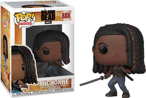 Funko Pop! Television #888 The Walking Dead Michonne
