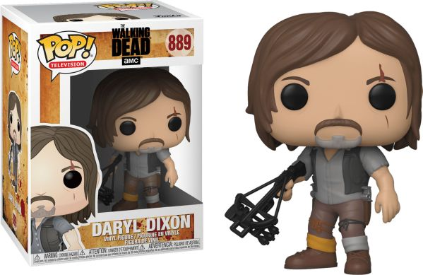 Funko Pop! Television #889 The Walking Dead Daryl Dixon