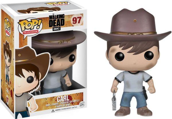 Funko Pop! Television #97 The Walking Dead Carl