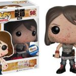 Funko Pop! Television #98 The Walking Dead Maggie [Bloody]