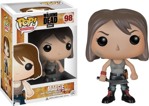 Funko Pop! Television #98 The Walking Dead Maggie