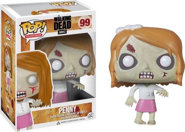Funko Pop! Television #99 The Walking Dead Penny