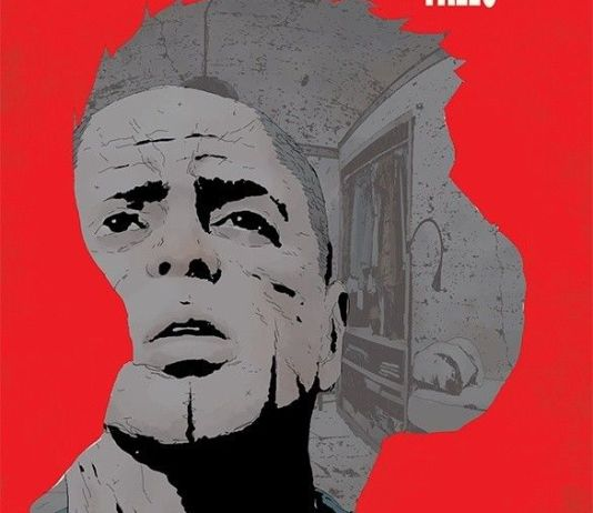 Image Comics' Gideon Falls issue #15 cover A by Andrea Sorrentino