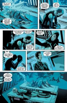 Image Comics & Top Cow Productions' Infinite Dark issue #8 preview page 3.