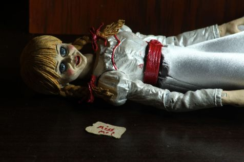 NECA Toys' Annabelle Comes Home Ultimate Annabelle 7-inch scale action figure.