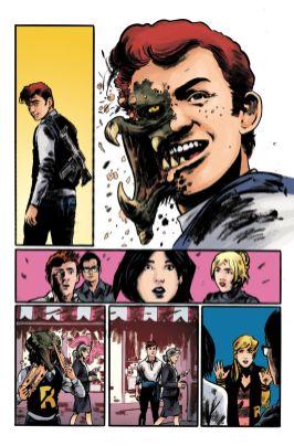 Archie Comics' Archie Vs Predator Issue #2 Page 6