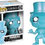 Funko Pop! Disney #163 Haunted Mansion Phineas